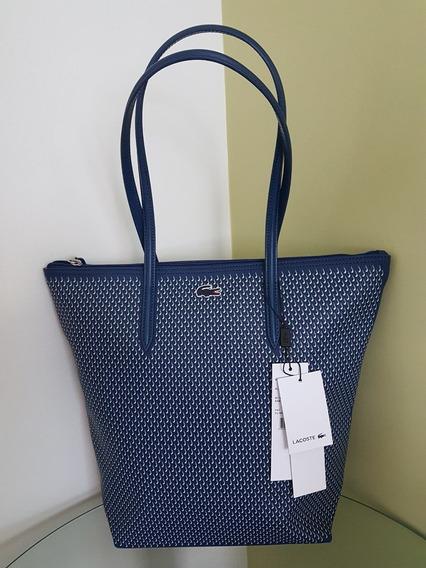 Bolsa Lacoste Vertical Tote Bag Nf1393 Original
