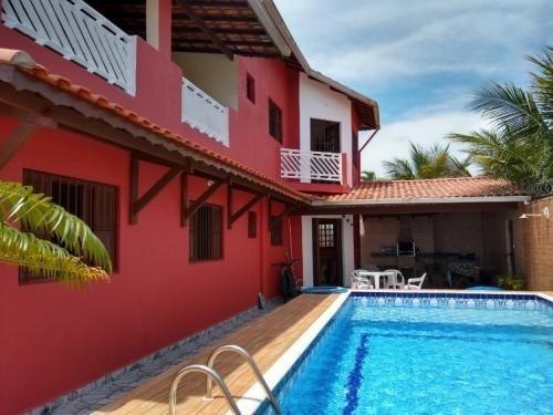 Vendo Casa Mobiliada E Com Piscina Lado Praia Em Itanhaém