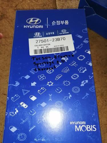 Cables Bujías Original Hyundai Tucson Elantra Sportage Cerat