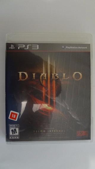 Diablo 3 Ps3 Novo E Lacrado