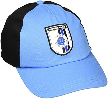 Puma Queretaro Cap, Azure Blue/black White, One Size Fits Al