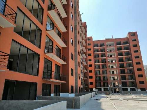 Atizapan, Edo. Mex., Departamento De Lujo Garden House, Fracc. Green Vista.