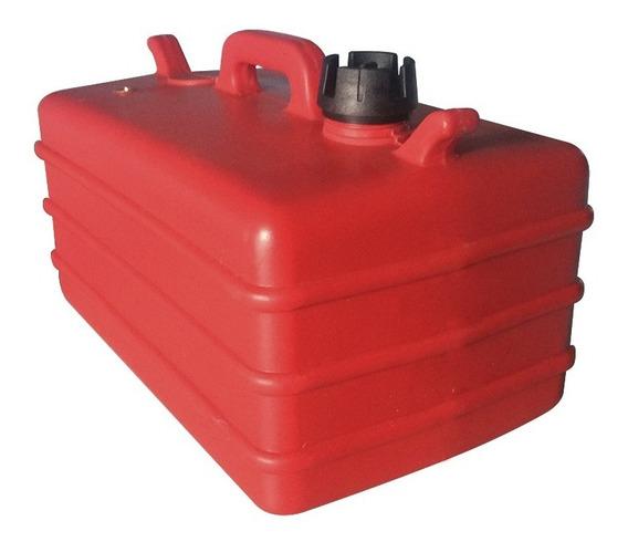 Tanque De Combustível 28 Litros Para Barcos Lancha Veleiro
