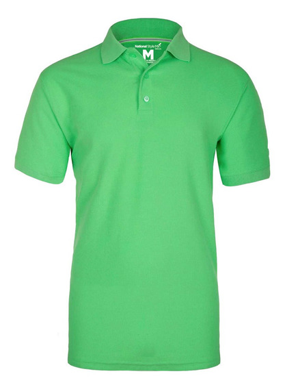 Playera Polo Premium Para Hombre National Style