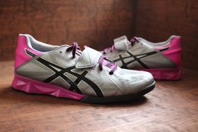 Tenis Asics Master Lif Pink/gray Nasotafi2