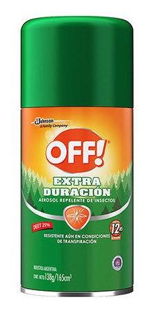 Repelente Off! Extra Duración 165 Cm3