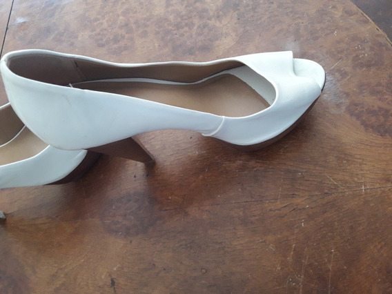 Zapatos Stiletos Nro.40 Marca Via Uno