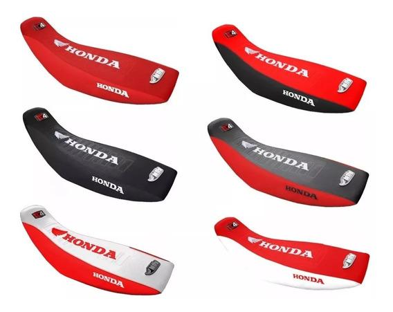 Funda Asiento Honda Tornado Xr 250 Grip Tc4 Estampada