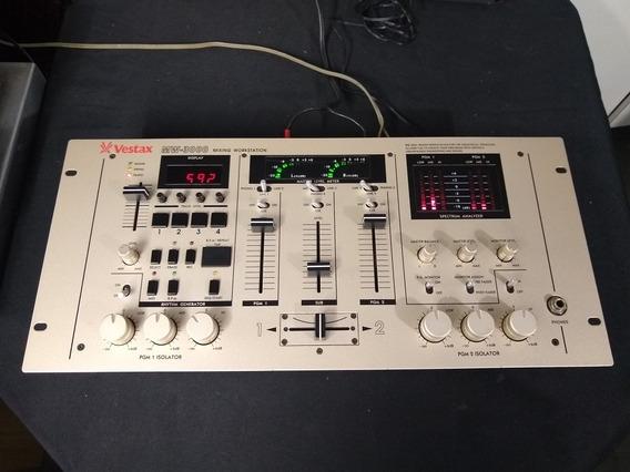 Mixer Vestax Mw 3000 Serve Pioneer Numark Rame Serato Stanton Yamaha Technics Mk2 Mk3 Mk5 Gold Akg