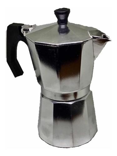 Cafetera Espresso Primula En Aluminio Pesado 1 Cup Ref 3201