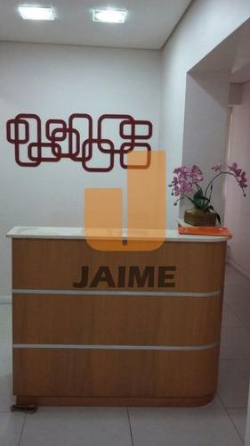 Conj. Comercial Para Venda No Bairro Centro Em São Paulo - Cod: Ja11454 - Ja11454