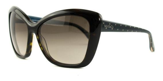 Óculos De Sol Max & Co. - M&co. 182/s - Marrom
