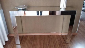 Aparador Florença Revestimento Espelhado 100x80x35