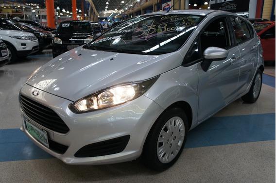 Ford New Fiesta 1.5 S Flex 2013/2014