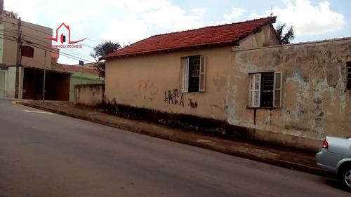 Casa A Venda No Bairro Anhangabaú Em Jundiaí - Sp.  - 396-1