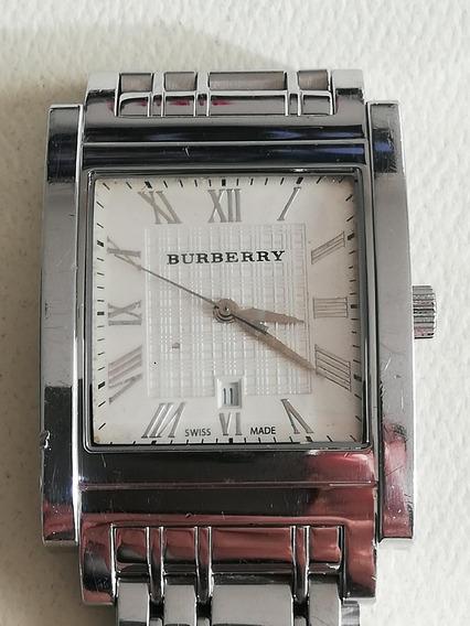 Reloj Burberry Mod Bu 1550 Original Muy Buen Estado