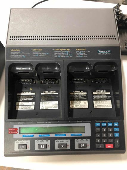 Testador De Bateria Cadex C7000 C/ 2 Flexarm - Leia Anuncio