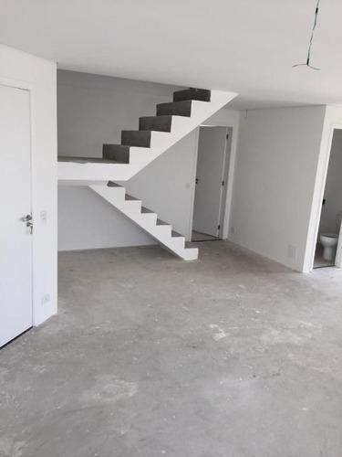 Imagem 1 de 28 de Cobertura Com 3 Dormitórios À Venda, 180 M² - Jardim Do Mar - São Bernardo Do Campo/sp - Co2869