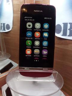 Nokia Asha 311 Movistar Morado ---envío Gratis---