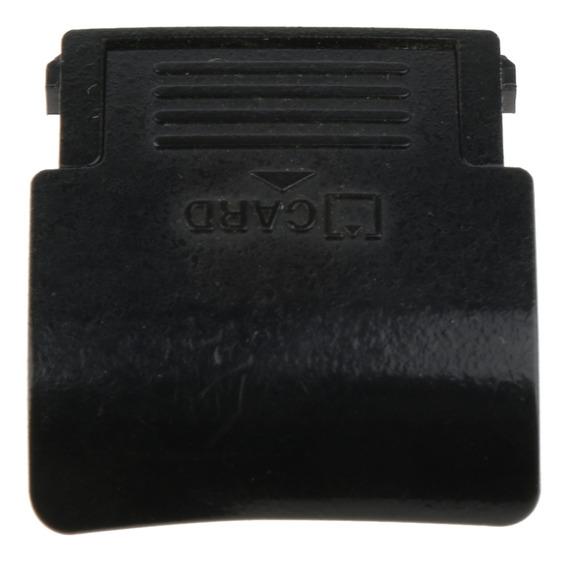Para Nikon D40 D60 Substituição Sd Card Slot Tampa Ba Port