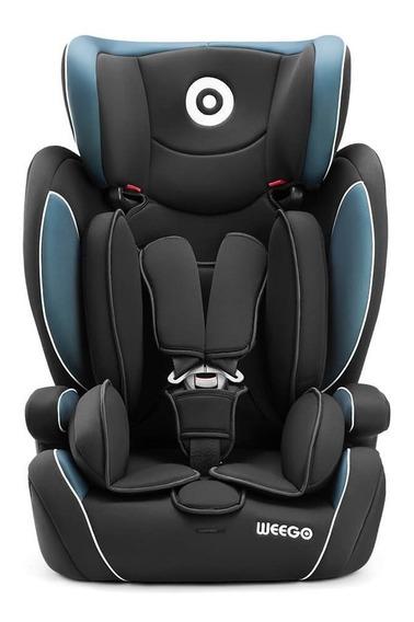 Cadeira Para Auto Azul 9 Aos 36kg Weego - 4004