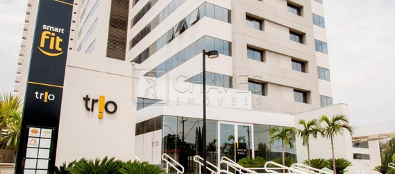 Apartamento Padrão Em Ribeirão Preto - Sp - Ap0173_chaves