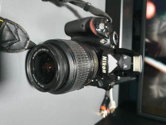 Maquina Fotografica Semiprofissional Nikon D-3200