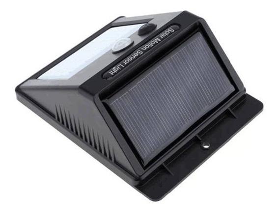 Solar Luminária Lâmpada Parede 20 Leds Sensor 12 Horas