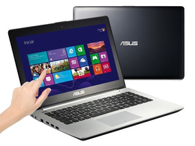 Notebook Asus S451l Core I7 6gb Tela 14