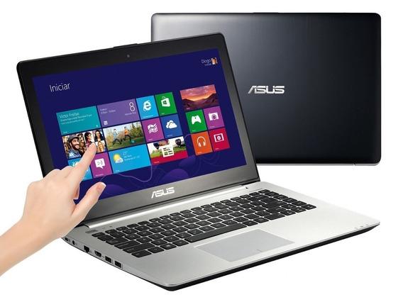 Notebook Asus S451l Intel Core I7 8gb Tela 14
