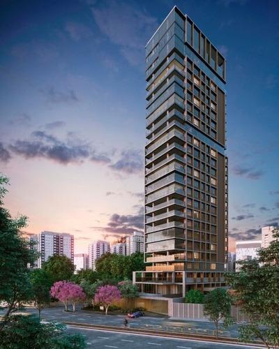 Imagem 1 de 20 de Apartamento Residencial Para Venda, Vila Nova Conceição, São Paulo - Ap10370. - Ap10370-inc