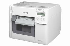 Impressora De Etiquetas Colorida Epson Colorworks Tm-c3500
