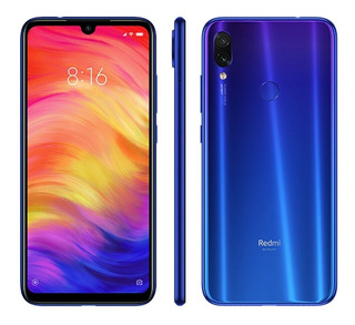Xiaomi Redmi Note 7 64gb 4gb Ram Versión Global Sellado