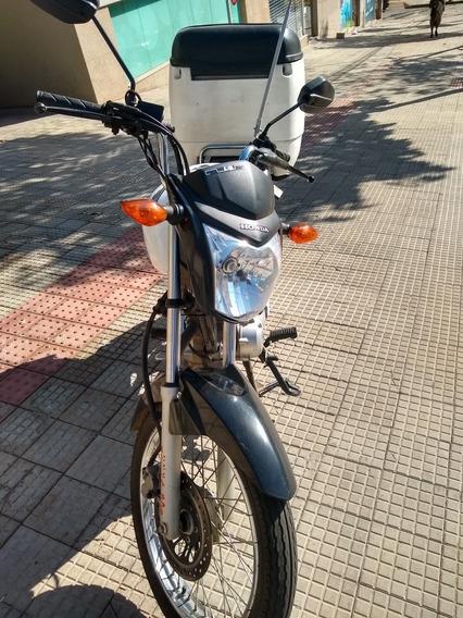 Honda Titan 150 Cargo Esd
