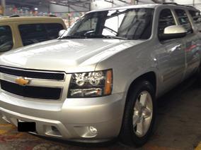 Chevrolet Suburban 2014 Color Plata Blindaje Nivel 3 Plus