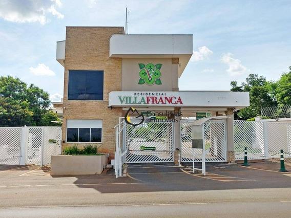 Terreno À Venda, 396 M² Por R$ 310.000 - Condomínio Villa Bella - Paulínia/sp - Te0341