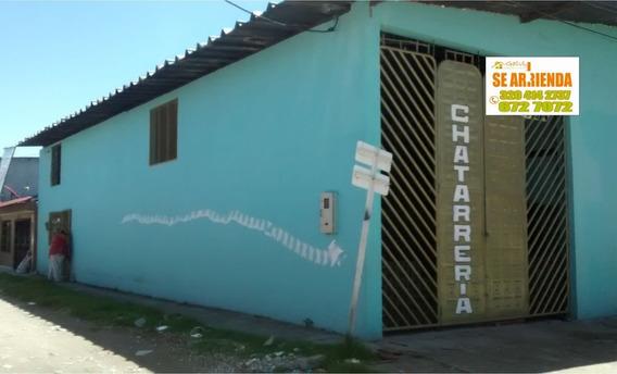 Bodegas En Arriendo San Carlos 476-1733