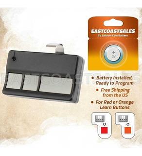 Control Para Porton Electrico Craftman Todas Las Frecuencia
