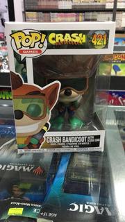 Funko Pop Crash Bandicoot Crash Bandicoot #421