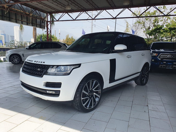 Land Rover Range Rover 2014 5.0 Vogue Se Sc At