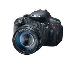 Câmera Rebel T5i Canon + Case