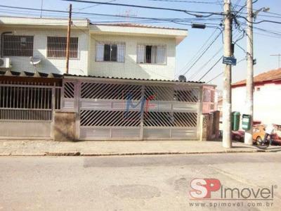 Id 5757 - Terreno C/ 2 Casas + Edicula Sobrado 3 Dorms, 3 Vagas E 2 Casa Tucuruvi ! - 5757
