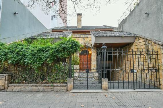 Venta Casa 3 Dormitorios Con Jardin Y Pileta - Centro, Rosario.