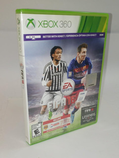 Juego Fifa 16 Xbox 360 Físico Local A La Calle