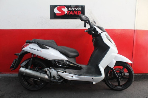 Dafra Citycom 300i 300 I 2012 Branca Branco