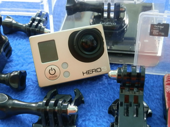 Camara Gopro Hero3 White Edition Vendo O Cambio