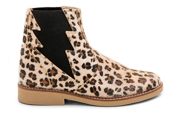 Urban Boot Leopardo Sn