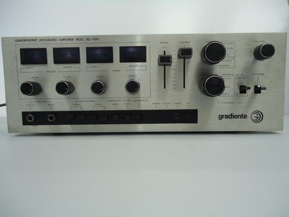 Amplificador Gradiente Sq1400 Sq-1400 Sq 1400