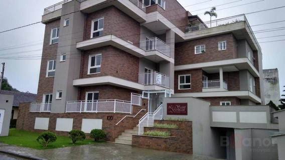 Apartamento Com 3 Dormitórios À Venda, 88 M² Por R$ 499.200,00 - Centro - Pomerode/sc - Ap0664