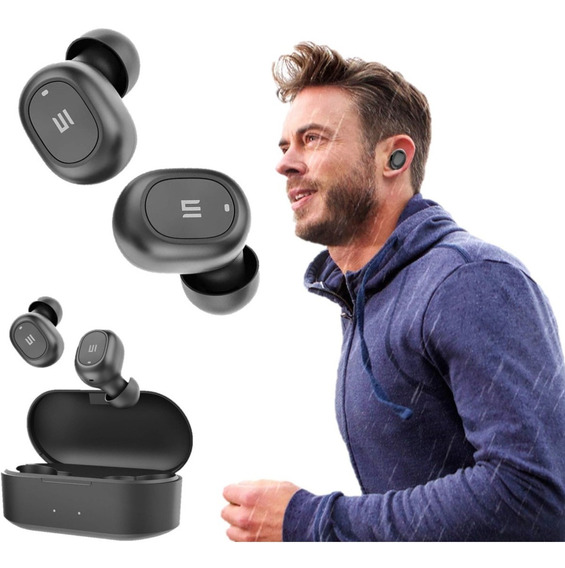 Audifono Earbuds Wireless Bluetooth 5.0 Mic Hifi Excelente!!